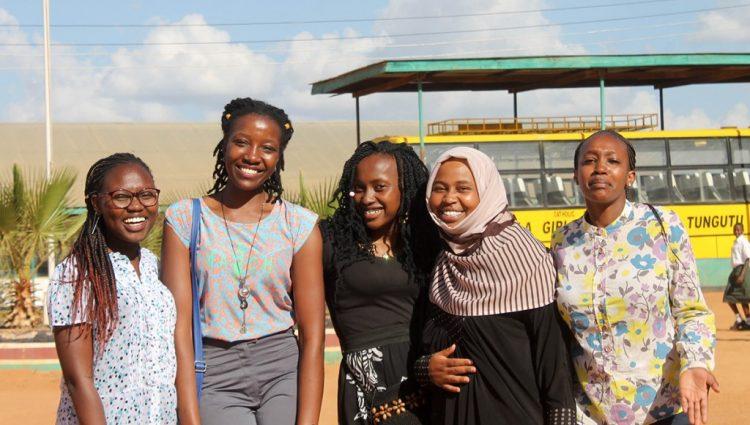 Stephanie Wambua's Experience in Kitui