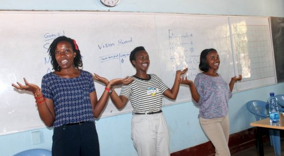 Ladies' Camp in Kitui – Claire Kanja's Experience