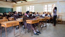 COVID-19 interventions in support of girls' education