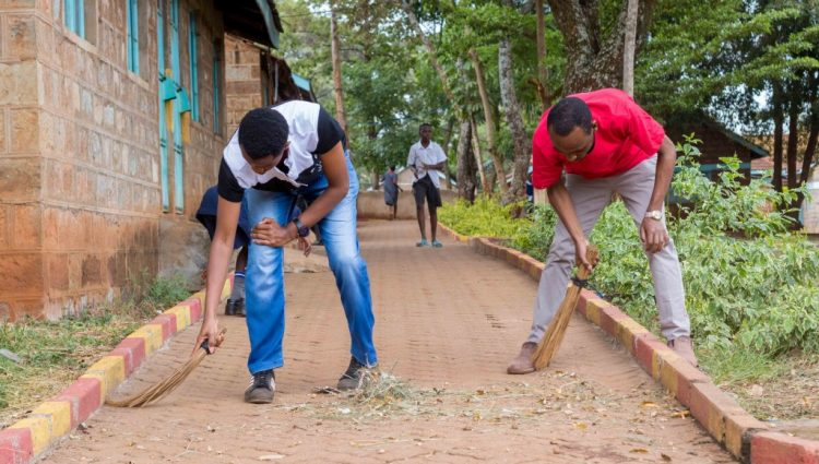 My Experience at Thika School School for the Blind