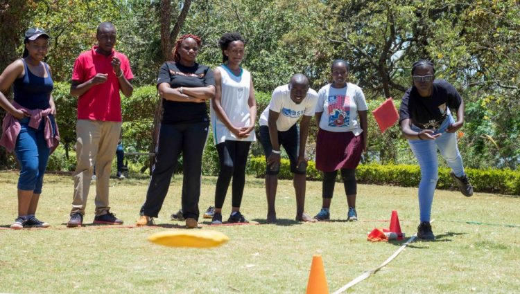 2019 Teambuilding – Stepping out of your Comfort Zone