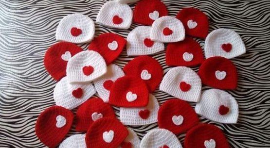 Preemie Love, One beanie hat at a time