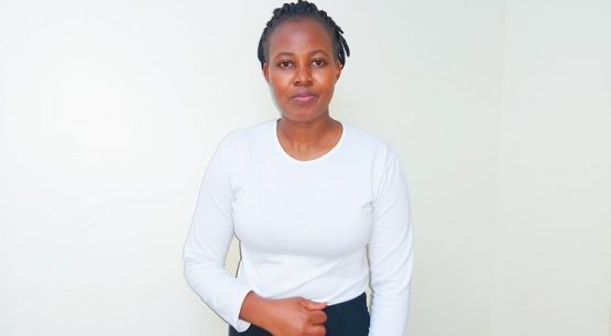 Strive to Be the Best- Violet Mogeni