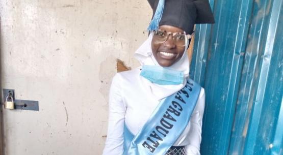 Meet Zahara, top 2020 Macheo scholar